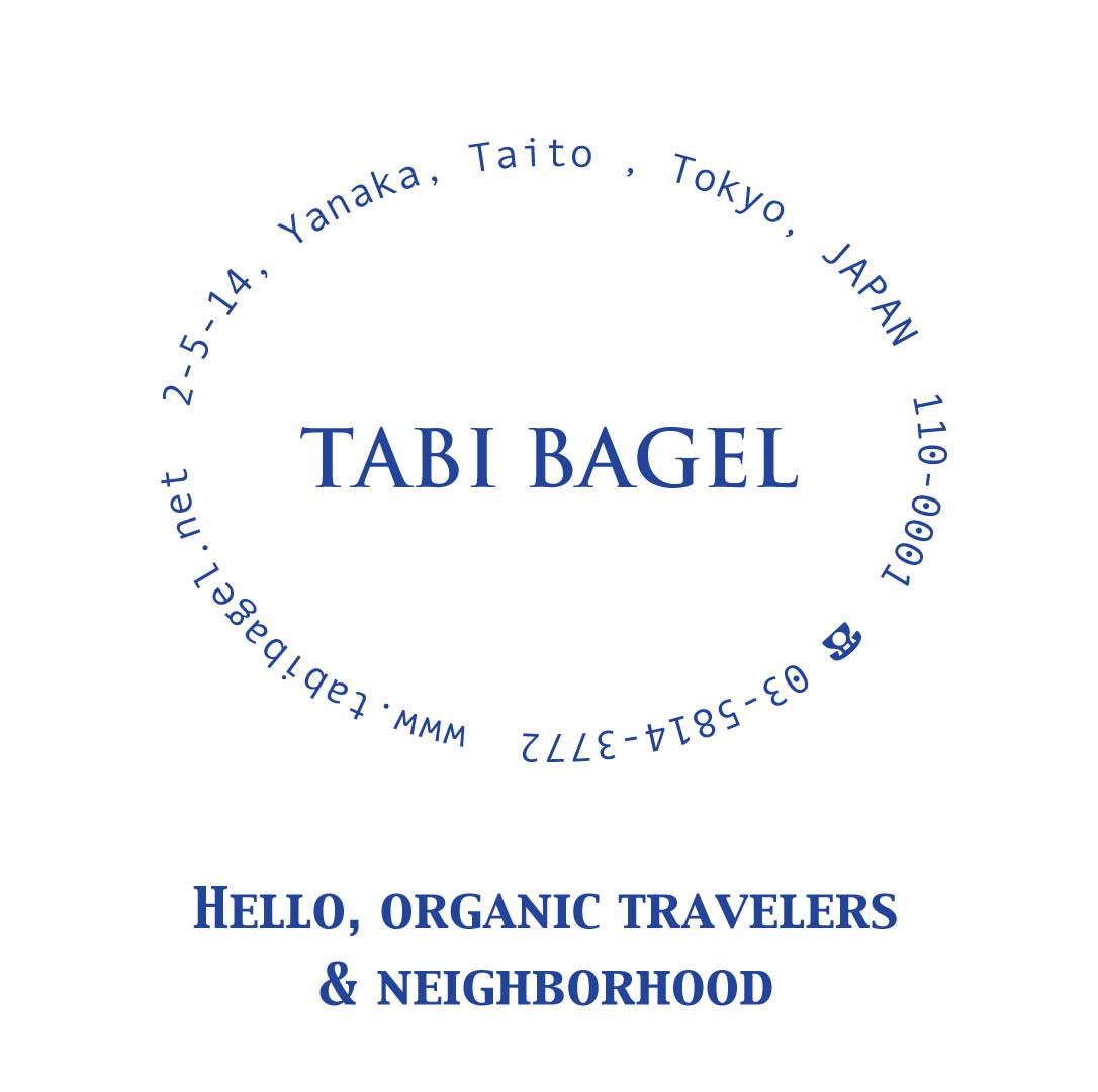 TABI BAGEL LOGO