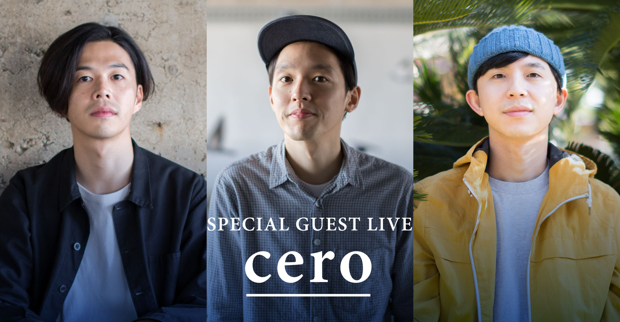special gest live cero