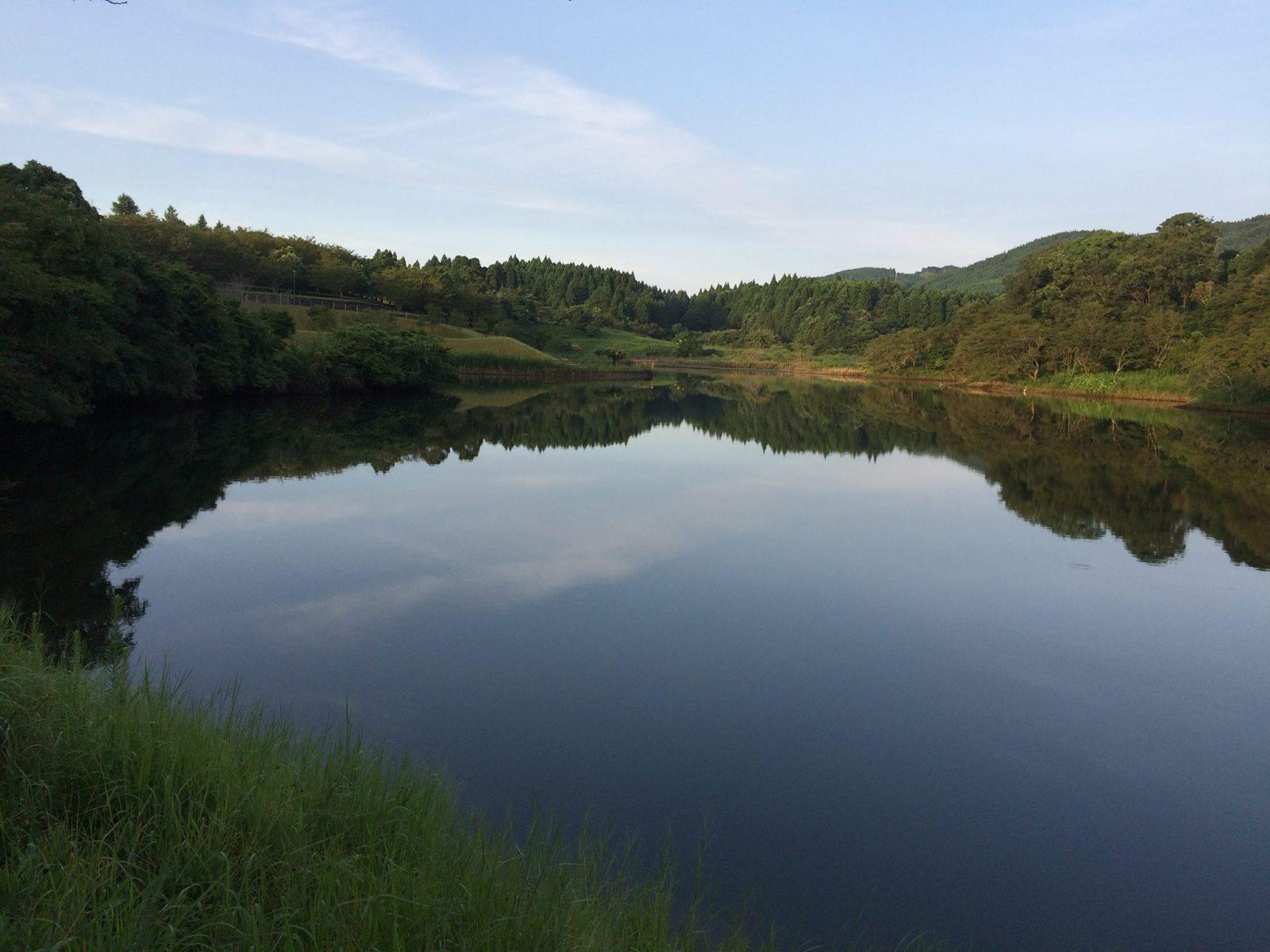 川辺(塘之池公園)