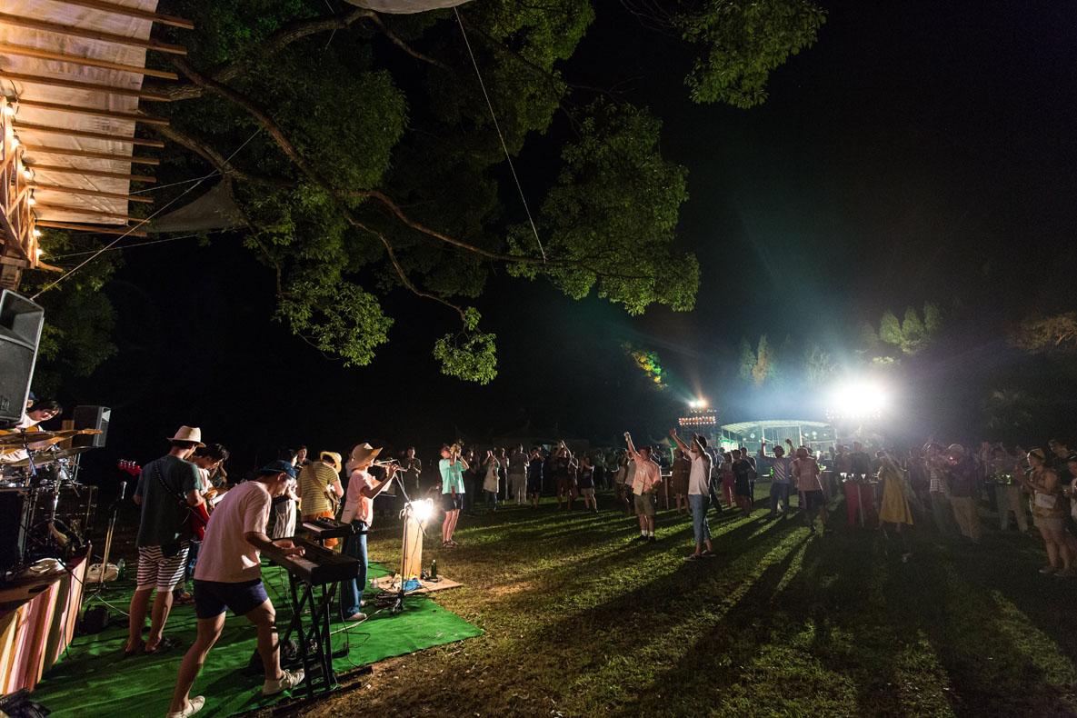 【8月17日開催】GOOD NEIGHBORS JAMBOREE 2018 前夜祭(食事付きチケット)