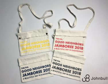 Johnbull × GOOD NEIGHBORS JAMBOREE  オリジナルサコッシュ