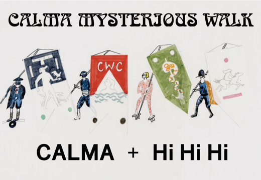 Mysterious Walk by CALMA